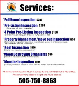 Quail Creek Home Inspections